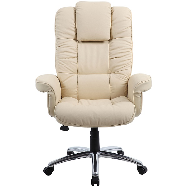 Athens Executive Leather Office Armchair