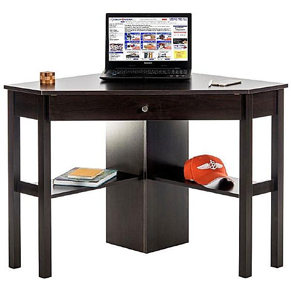 Cinnamon Corner Computer Desk