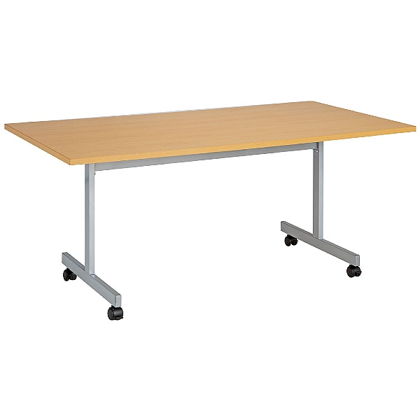 Commerce II Rectangular Flip Top Tables