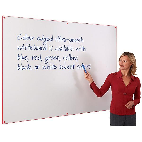 Write-On Frameless Whiteboards