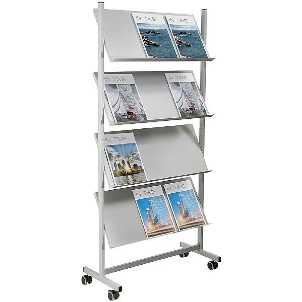 Quatro Premier Literature Stand