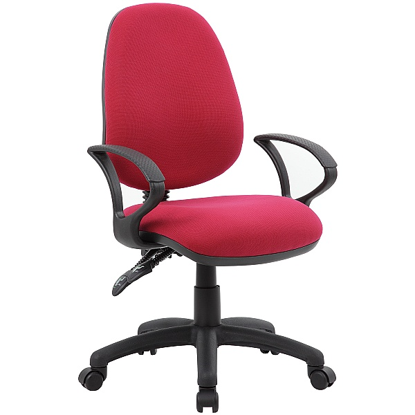 Comfort 2 Lever Operator Chairs