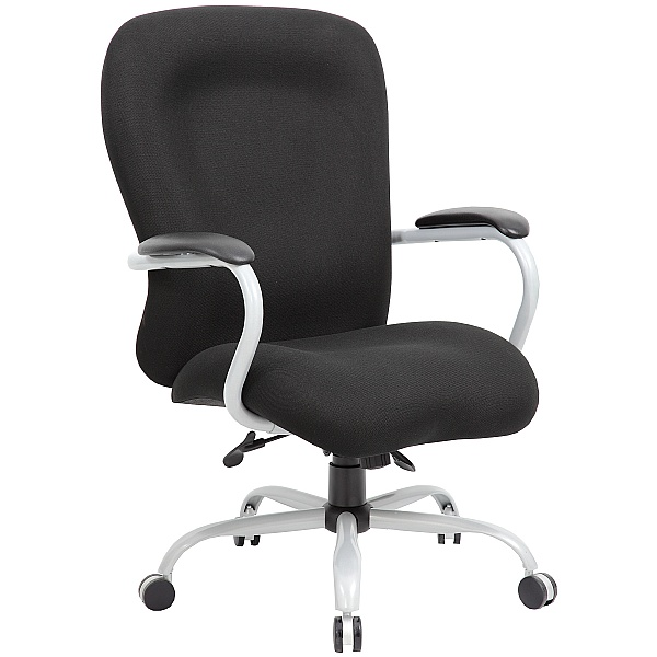 Fortis Bariatric 27 Stone 24 Hour Fabric Manager Chair
