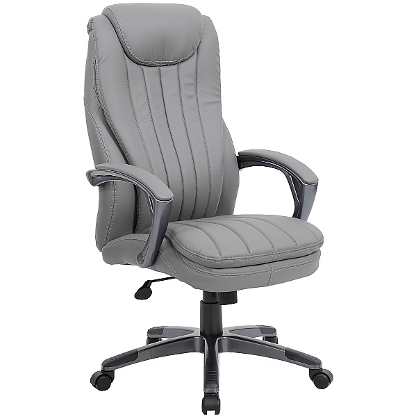 Tanis Bonded Leather Manager Chair