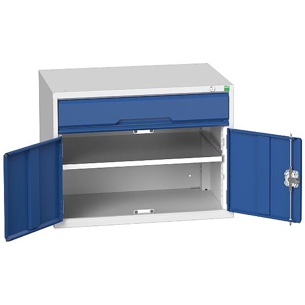 Bott Verso Bench - Suspended Cabinet H