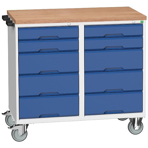 Bott Verso Mobile Maintenance Trolley 10 Drawers