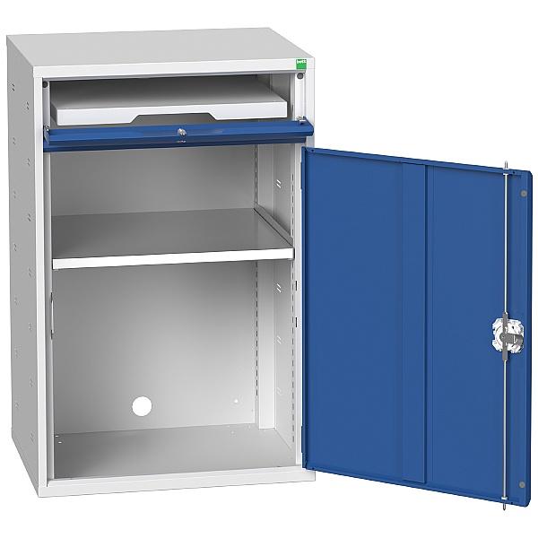 Bott Verso Computer Cupboard 650W x 1050H - Open Top
