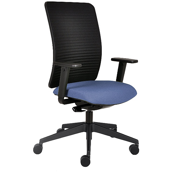 Attica Ribbed Back Task Chair