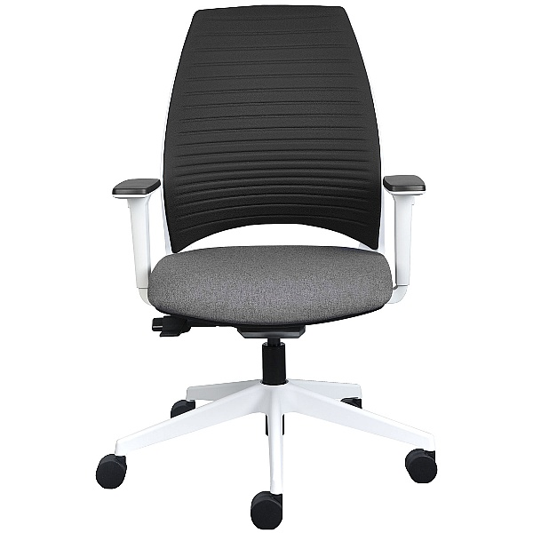 Attica Plus Ribbed Back Task Chair