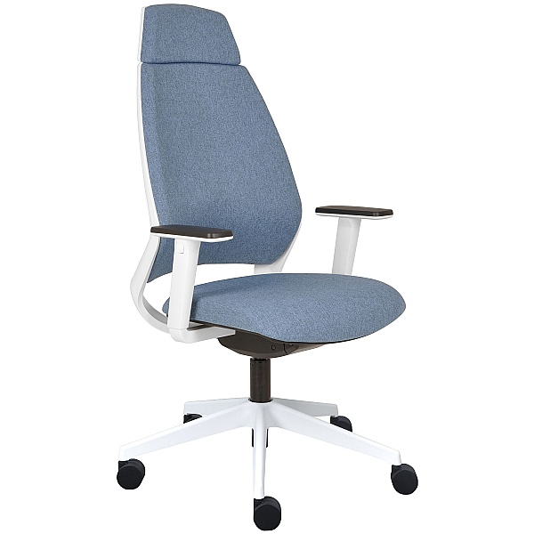 Attica Plus Upholstered Managers Chair