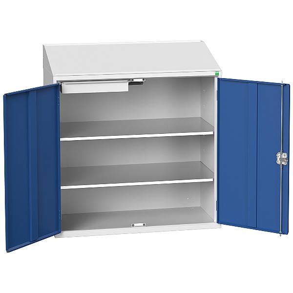 Bott Verso Economy Lecterns 1050W 2 Shelves and 1 Drawer