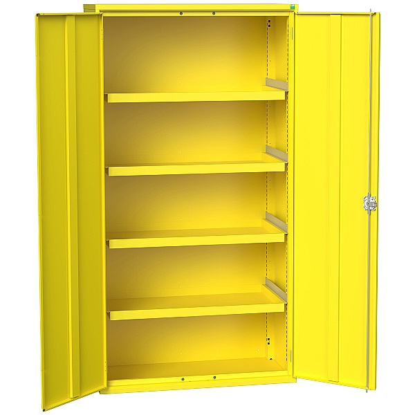 Bott Verso Hazardous Substance Storage Cupboards 1050W x 550D x 2000H
