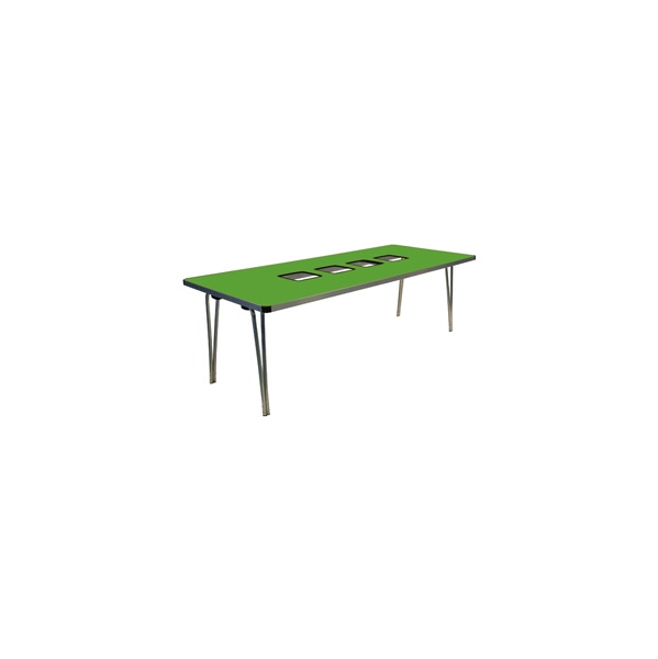 Gopak™ Four Tub Folding Tables