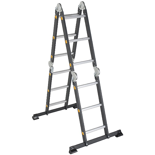 Industrial PAL Professional Adjustable Ladder