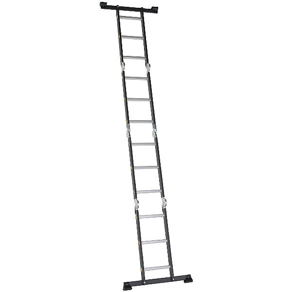 Industrial PAL Professional Adjustable Ladder