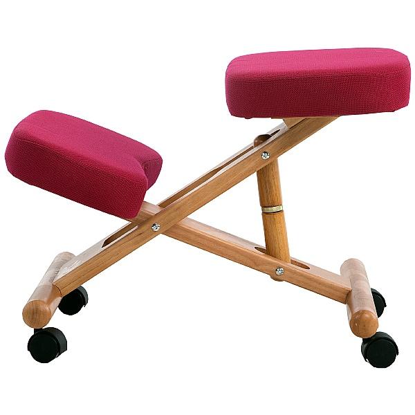 Posture Wooden Kneeler Chairs