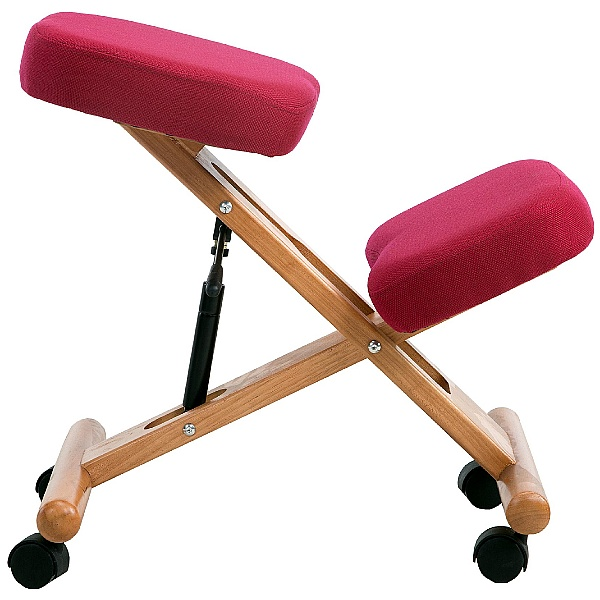 Posture Deluxe Wooden Kneeler Chairs