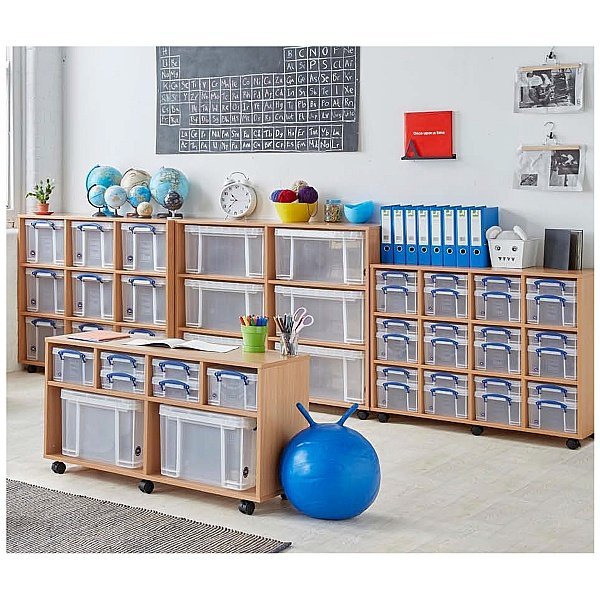 Really Useful Box Combination Storage Unit 9 x 35L