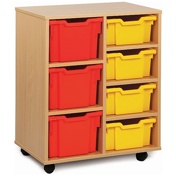 7 Tray Variety Storage Unit