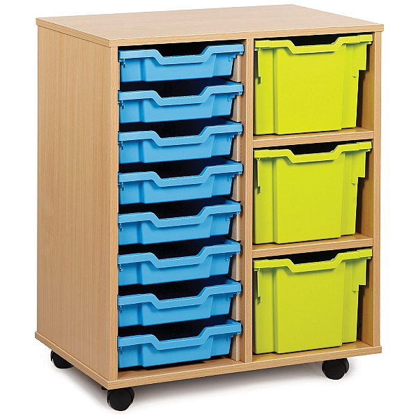 11 Tray Variety Storage Unit
