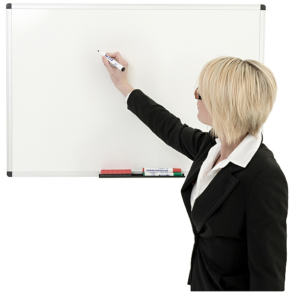 Citadel Magnetic Aluminium Framed Dry Wipe Board