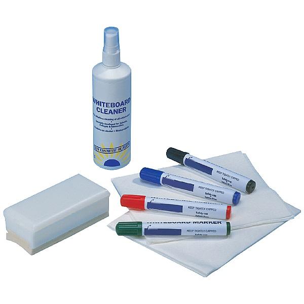 Standard Dry Wipe Starter Kit