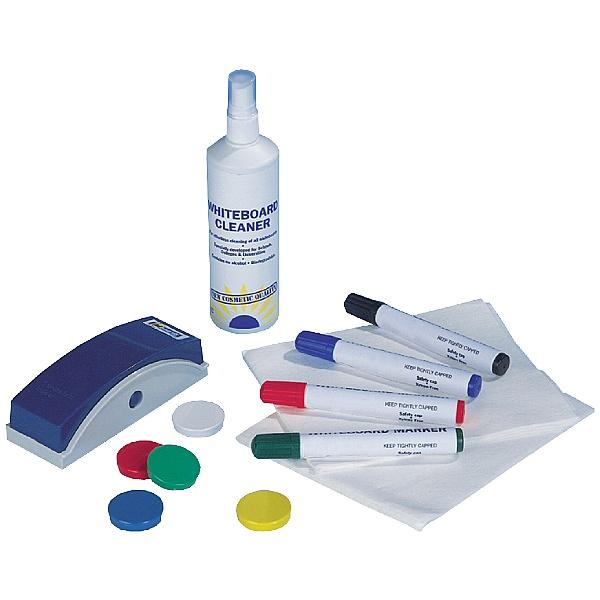 Deluxe Magnetic Dry Wipe Starter Kit