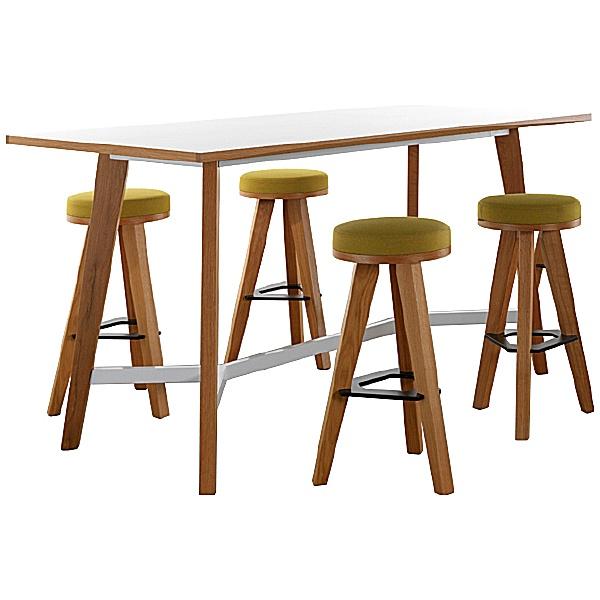 Martin Rectangular High Tables