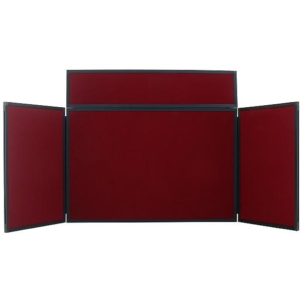 Citadel Plastic Frame Desk Top Display Screen