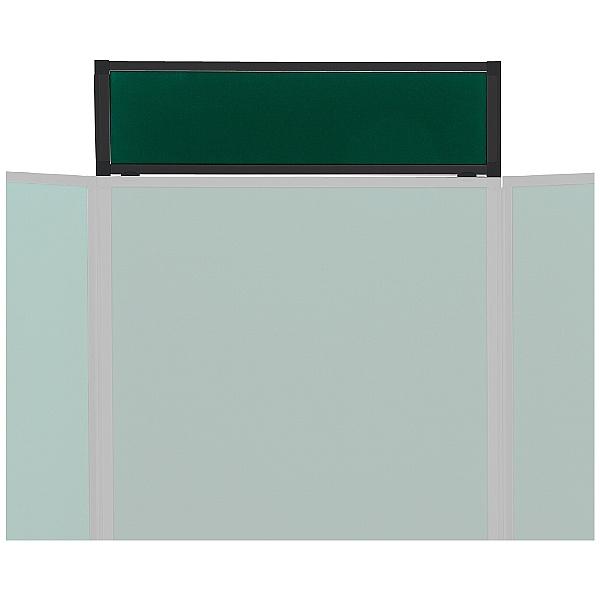 Header Panels for Citadel Lightweight Folding Display System