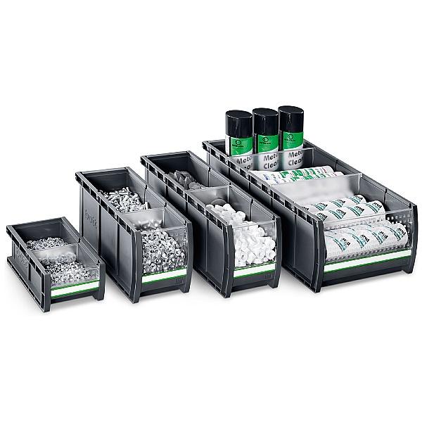 BottBox Plastic Storage Bins