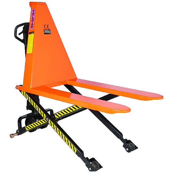 Vulcan High Lift Manual Pallet Truck