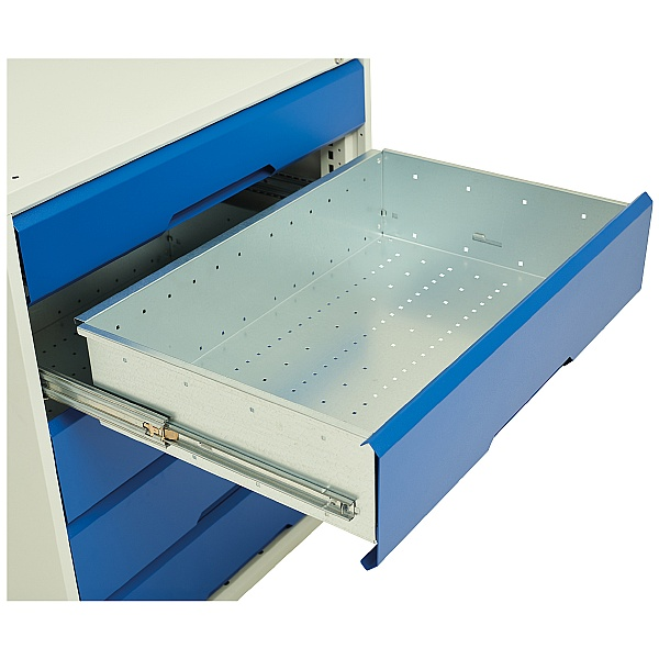 Bott Verso Drawer Cabinets - 1050mm Wide x 1000mm High - 9 Drawers
