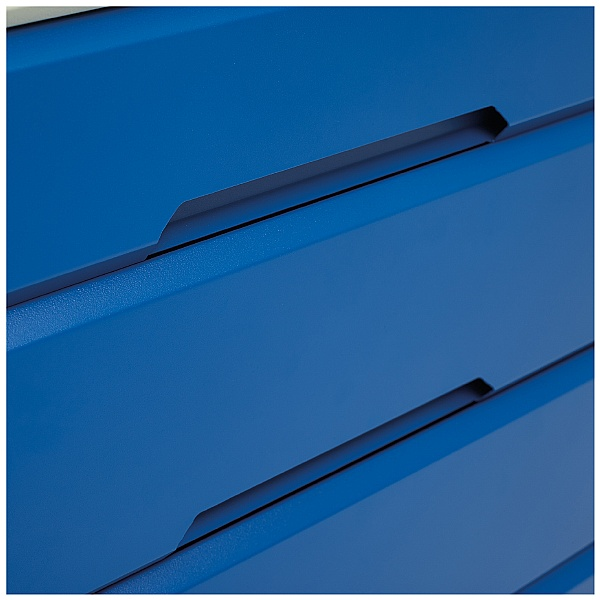 Bott Verso Drawer Cabinets - 800mm Wide x 800mm High - 5 Drawers