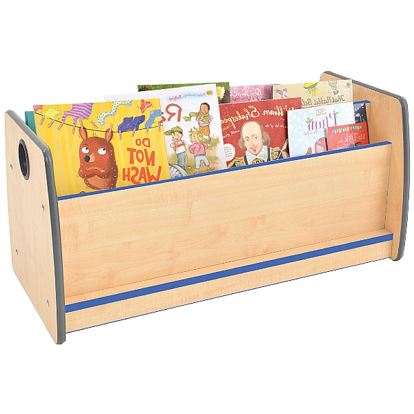 ColourEdge Low Floor Book Storage Unit