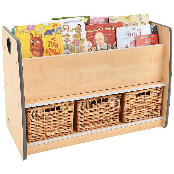 ColourEdge Floor Book Storage Unit