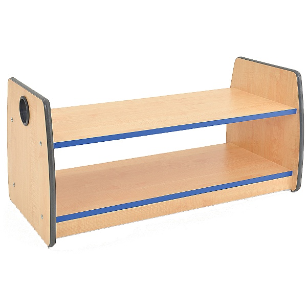 ColourEdge Single Shelf Unit