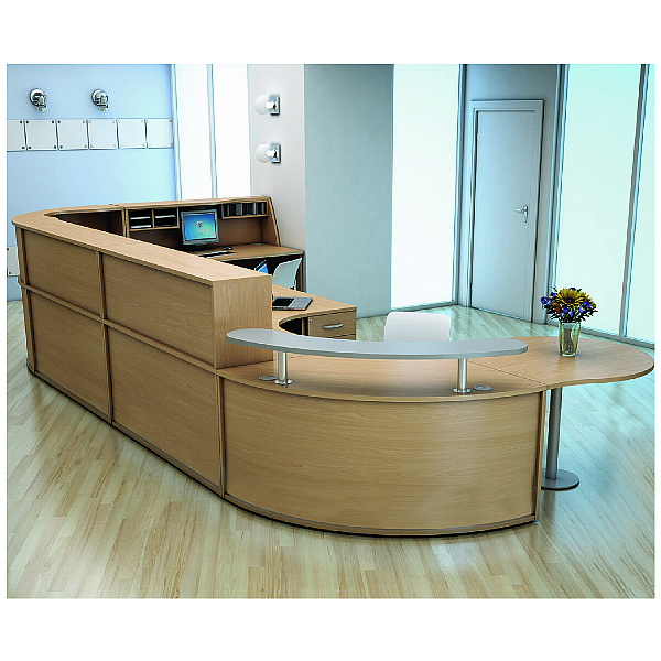 Bodum II Reception Desks