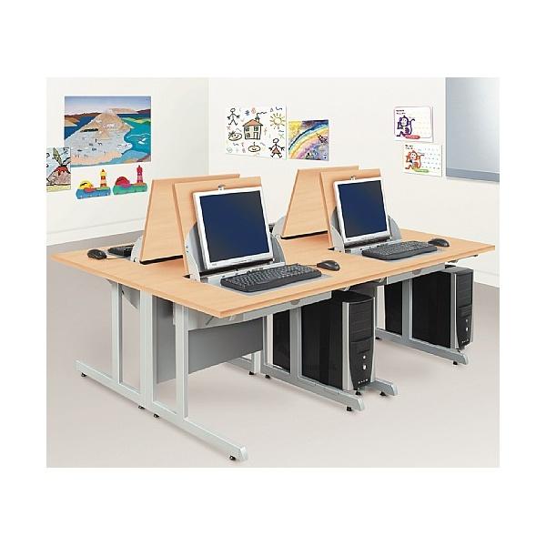 SmartTop ICT Desks - Single User Computer Desks