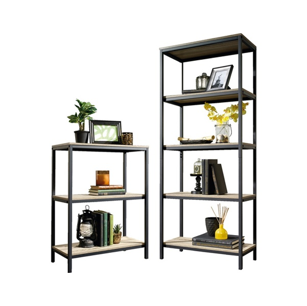 Foundry Industrial Style Bookcases