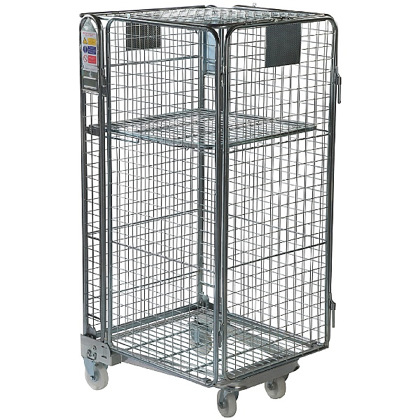 Palletower Full Security A-Base Roll Pallets