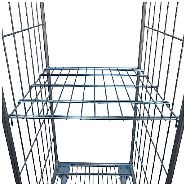 Removable Shelf For Palletower Demountable Roll Pallets