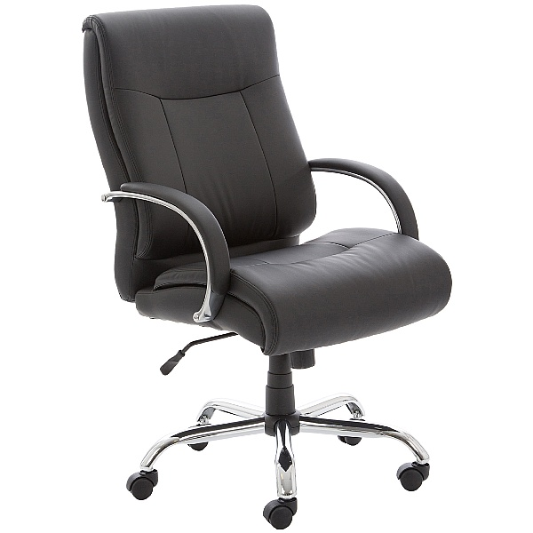 Allyn Heavy Duty Leather Executive Chair