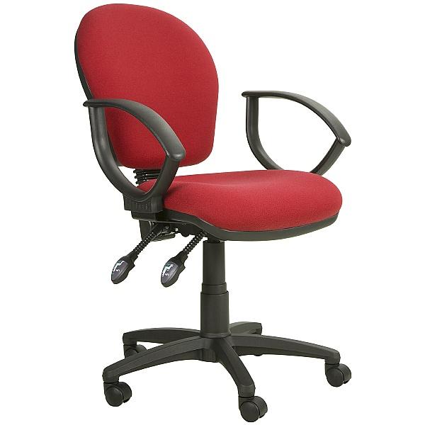Ascot Medium Back Operator Chair
