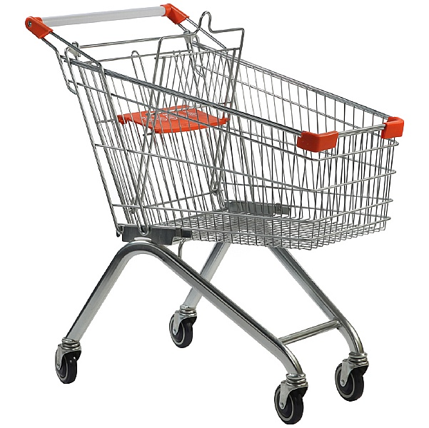 Palletower 100L Shopping Trolley With Baby Seat