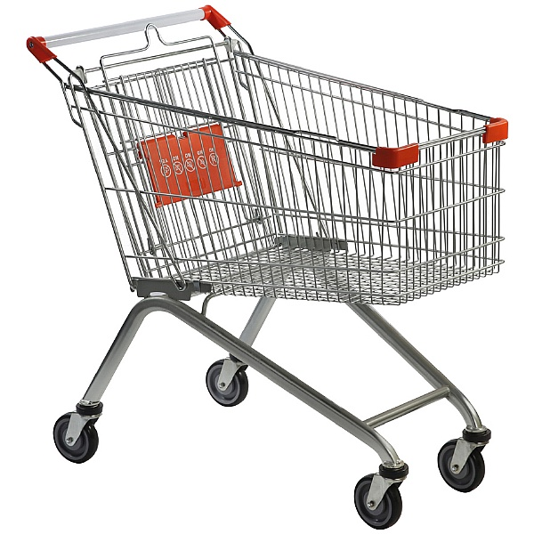 Palletower 150L Shopping Trolley With Baby Seat