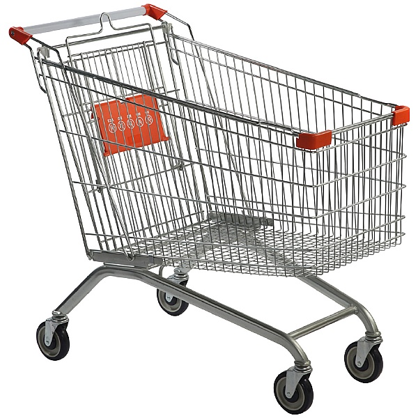 Palletower 210L Shopping Trolley With Baby Seat