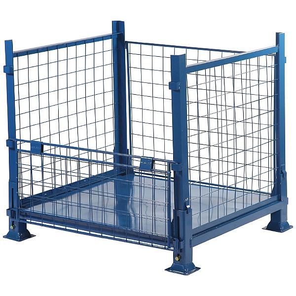 Palletower Collapsible Cage Pallet Stillage