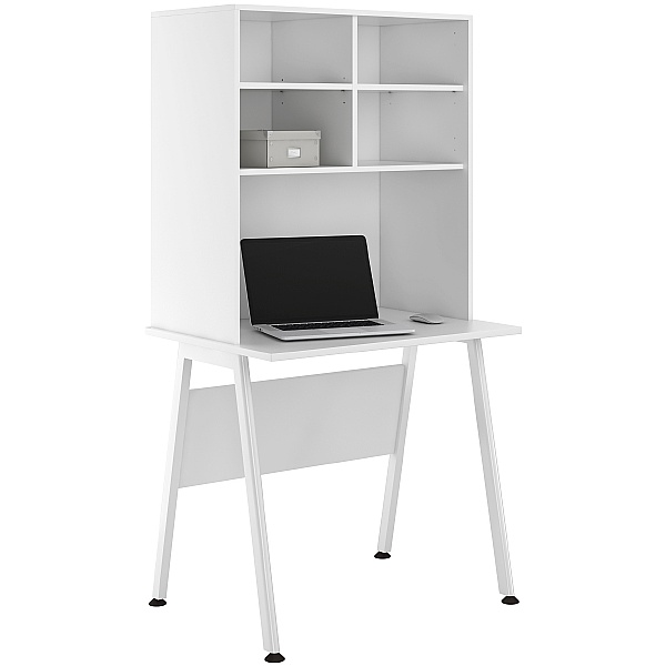 NEXT DAY Aspire Kaleidoscope Desks With Open Storage