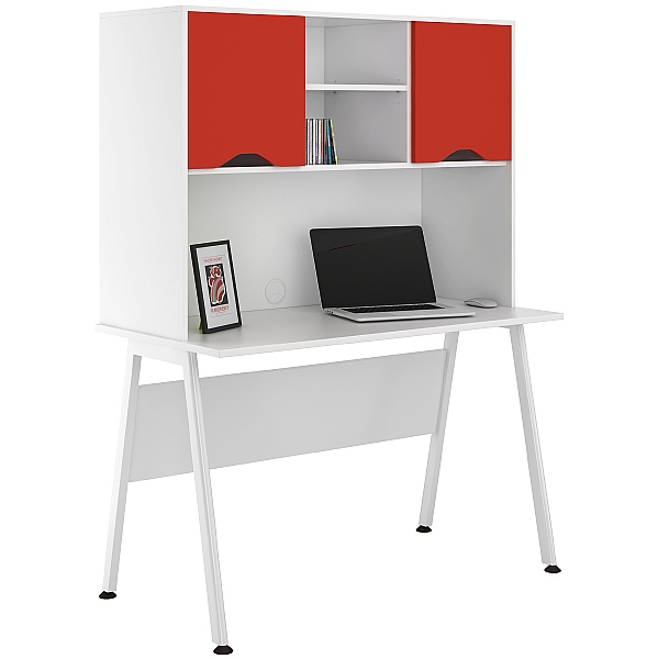 NEXT DAY Aspire Kaleidoscope Desks With Closed Storage